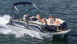 2017 - JC Pontoon Boats - Sporttoon 22 TT