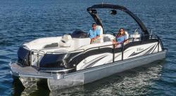 2017 - JC Pontoon Boats - Sporttoon 24 TT