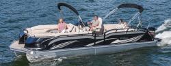 2017 - JC Pontoon Boats - SportToon 28 TT