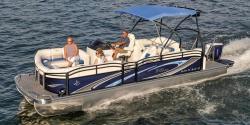 2017 - JC Pontoon Boats - Sunlounger 25 TT