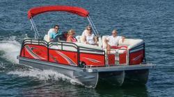 2018 - JC Pontoon Boats - Neptoon 27 TT  27 TT Sport