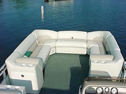 JC Pontoon Boats NepToon 19 Pontoon Boat