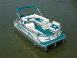 JC Pontoon Boats NepToon 19 TT Pontoon Boat