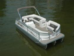JC Pontoon Boats NepToon 21 TT Pontoon Boat