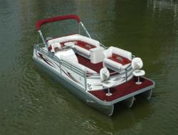JC Pontoon Boats NepToon 23F TT Pontoon Boat