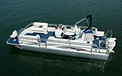 JC Pontoon Boats NepToon 25F Pontoon Boat