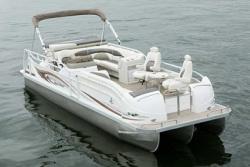 JC Pontoon Boats SunToon 25 TT Pontoon Boat