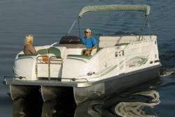 JC Pontoon Boats SunToon 21 TT Pontoon Boat