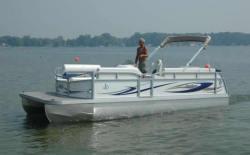 JC Pontoon Boats - Ensign 20