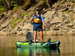 2014 - Jackson Kayak - Cruise Angler 10