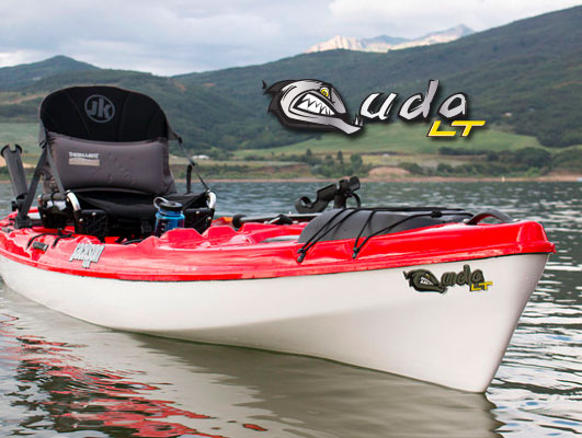 Research 2015 jackson kayak cuda lt on for Fishing jackson kayak