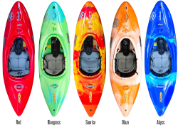 2018 - Jackson Kayak - Antix Small