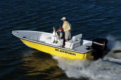 Kenner Boats - 180 VX Tunnel 2008