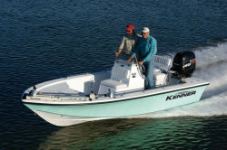 Kenner Boats - Vision 1800 2008
