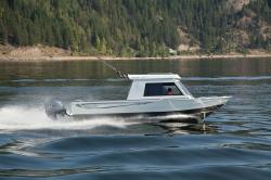 2014 - Kingfisher Boats - 2425 Experience HT