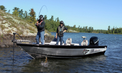 2015 - Kingfisher Boats - 2025 Flex SC XP