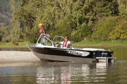 2015 - Kingfisher Boats - 1875 Falcon XL SJ
