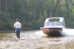 2015 - Kingfisher Boats - 2175 Extreme Shallow