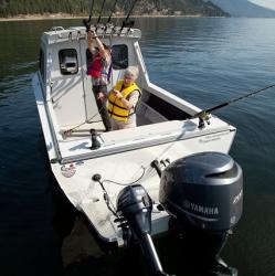 2015 - Kingfisher Boats - 2425 Experience HT