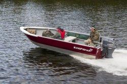 2015 - Kingfisher Boats - 1825 Warrior TL