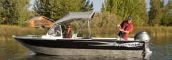 2015 - Kingfisher Boats - 1825 Falcon XL