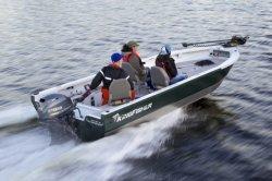 2015 - Kingfisher Boats - 1825 Trio TL