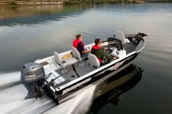 2015 Kingfisher Boats 1825 Trio SC