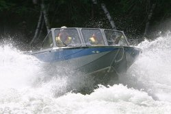 2015 - Kingfisher Boats - 1975 Fastwater