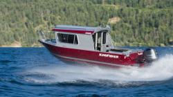 2017 - Kingfisher Boats - 2325 Coastal Express
