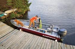 2017 - Kingfisher Boats - 1825 Warrior TL