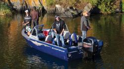 2017 - Kingfisher Boats - 1925 Flex SPT