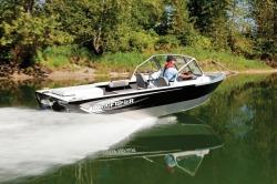 2017 - Kingfisher Boats - 1875 Falcon XL SJ