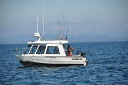 2017 - Kingfisher Boats - 2425 Experience HT