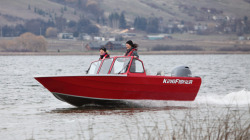 2017 - Kingfisher Boats - 1825 Warrior Side Console