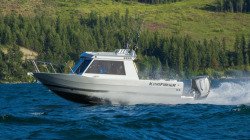 2018 - Kingfisher Boats - 2225 Escape HT