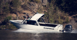 2018 - Kingfisher Boats - 2025 Escape HHT