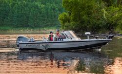 2020 - Kingfisher Boats - 2025 Flex SPT