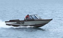2020 - Kingfisher Boats - 1875 Falcon SJ