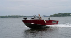 2012 - Lake Assault Boats - LACB 17