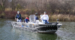 2012 - Lake Assault Boats - LACB 20
