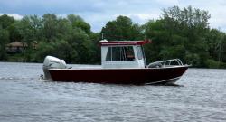 2015 - Lake Assault Boats - 215- Fishing