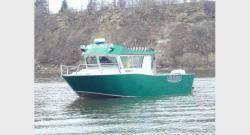 2015 - Lake Assault Boats - 24- Fishing