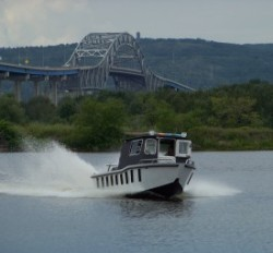 2017 - Lake Assault Boats - 265 McHenry Patrol