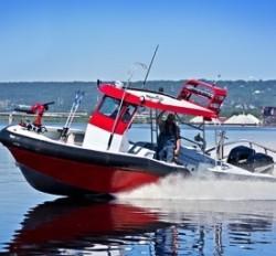 2018 - Lake Assault Boats - 28 Nashville fireboat