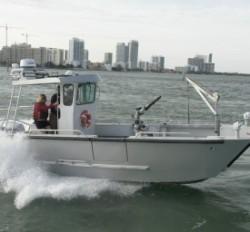 2018 - Lake Assault Boats - 24 Harrison