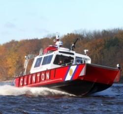 2018 - Lake Assault Boats - Clinton 36