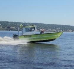 2018 - Lake Assault Boats - Bettendorf 26 fireboat