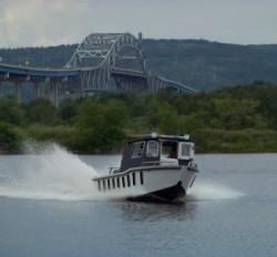 2018 - Lake Assault Boats  265 McHenry Patrol