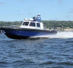 2018 - Lake Assault Boats - Nashville Anti-terror 32 patrol