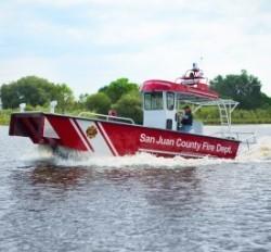 2018 - Lake Assault Boats - San Juan 26